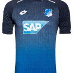 TSG 1899 Hoffenheim präsentierte neues Heim-Trikot für die Saison 2017/18