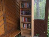 Öffentliches Bücherregal Rohrbach umgezogen