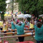 Jede Menge Bewegung im GRN-Betreuungszentrum Sinsheim