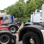 Sie bringens – Die Trucker