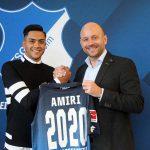 TSG bindet Nadiem Amiri bis 2020