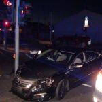 Drei leicht Verletzte nach Rotlichtverstoß in Sinsheim