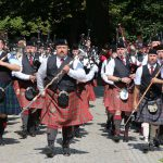 International Highland Games im Schlosspark Angelbachtal