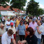 Rohrbacher feiern ihr Dorffest