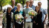 Norhild Reinicke und Andreas Schulz mit Förderpreisen ausgezeichnet