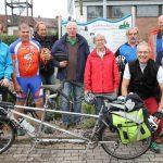 Radtour am Leimbach kam gut an
