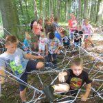 Wandertag im Kindergarten