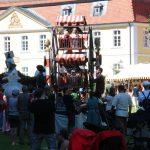 Ritterspiele mit mittelalterlichem Markt