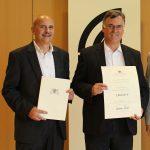 """Land übergibt Förderbescheid zum Breitband """"FTTC-Ausbau"""" Stadtteil Hoffenheim-Ost"""