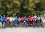 Radfahren mit dem Touren-Guide