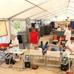 Erfolgreiche Bilanz der 17. DRK Blutspende in Tripsdrill