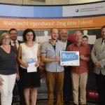Boris-Berufswahlsiegel für die Carl-Orff-Schule wurde zum zweiten Mal verlängert