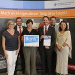 Erstmals Boris-Berufswahlsiegel für das Wilhelmi-Gymnasium