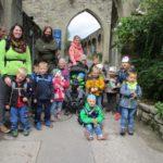 Ausflug zur Burg Guttenberg