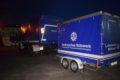 Sinsheim leuchtet Blau
