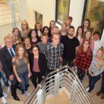 Ausbildungsbeginn bei der Stadt Sinsheim