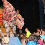 Ein riesiges Erlebnis für kleine und große Dino Fans