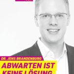 Dr. Jens Brandenburg wünscht guten Start ins neue Schuljahr