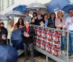 Mit der VHS Sinsheim steht man nicht im Regen!