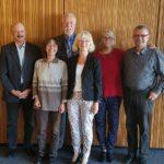 Kreisseniorenrat Rhein-Neckar-Kreis e.V.: Neuer Vorstand gewählt