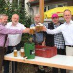 Weißwurst und Brezeln bei der FDP