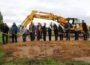 Erster Spatenstich für neues Baugebiet Vorderes Tal in Sinsheim- Hoffenheim