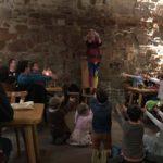 """Kinderkrimi """"Fledermäuse auf Burg Steinsberg"""""""