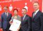 Monika Möhring und Initiative Sinsheimer Weihnachtsmarkt e.V. mit dem Bürgerpreis 2017 ausgezeichnet