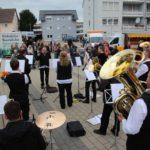 Stadtkapelle Sinsheim – Gastspiel zur Marktzeit