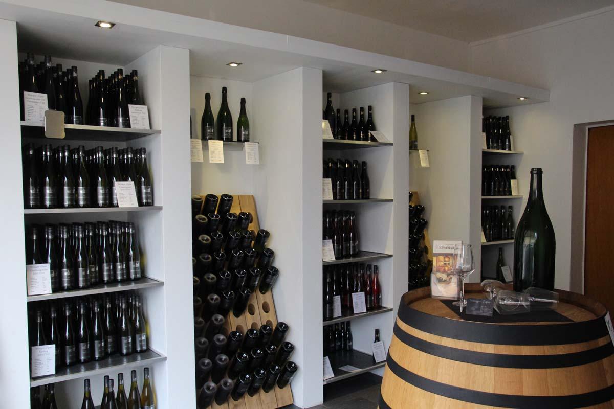 Traditionelle Weinlese beim Weingut Zipse - Der 17er wird gut ...
