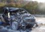 Bilder zum Unfall auf der A6