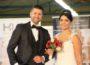 Elsenzhalle für Hochzeitsträume Sinsheim im Feieroutfit