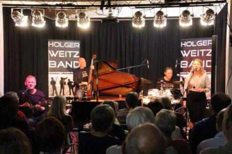 Legendär der Rock & Pop Salon in Sinsheim