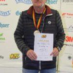 Bronzemedaille für Werner Brenneisen