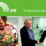 AVR-Gruppe verabschiedet langjährige und verdiente Mitarbeiter in den Ruhestand