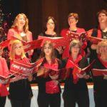 Kleine Weihnachtsmusik mit dem Vokalensemble Sinsheim