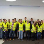Schulung für Energie-Scouts bei der AVR Kommunal