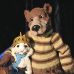 Hase und Holunderbär: Die verlorene Weihnachtspost