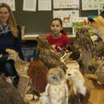 Tiere im Winter bei der Grundschule NBH