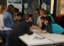 Schülerinnen und Schüler des Adolf-Schmitthenner Gymnasiums in NBH werden Müllprofis