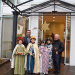 Sternsinger besuchen zum Jahresbeginn das Sinsheimer Rathaus