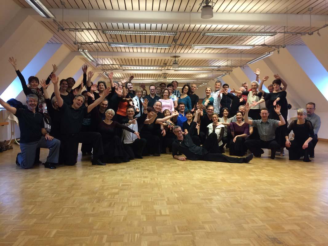 1. Tanzsportwochenende des TSC Blau Gelb Angelbachtal - Sinsheim ...