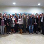 """Erstes Treffen des Arbeitskreises """"Übergang Schule – Beruf in Sinsheim"""" im Sitzungssaal des Rathauses"""