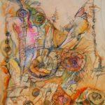 "Workshop ""Doodles in Aquarell"""