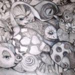 """Workshop """"Experimentelles Zeichnen"""""""