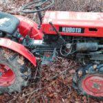 Traktor aufgefunden; wer kann Angaben zum Eigentümer machen?
