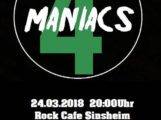 4Maniacs + The Prinz Connection Live