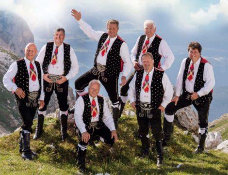 FFW Meckesheim präsentiert die Kastelruther Spatzen