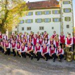 Musikverein Ehrstädt-Hasselbach wird FÜNFZIG – Jubiläumabend ausverkauft