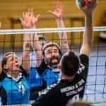 1. Internationaler Volksbank Kraichgau & Friends Cup im Sitzvolleyball